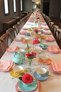 20 best images about High Tea Table Setting on Pinterest ...