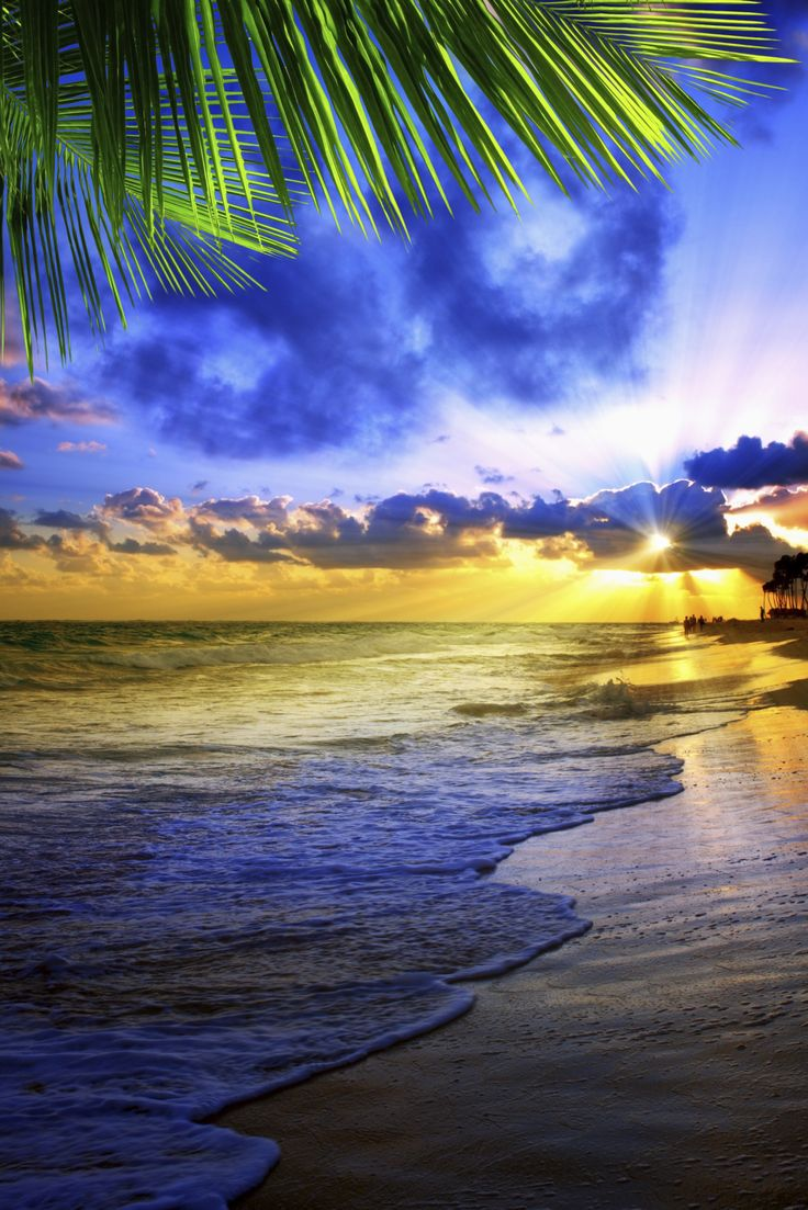Plan Forward Beautiful Caribbean Sky – Dominican Republic