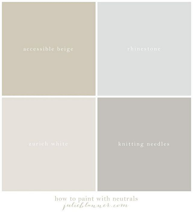 17 Best Ideas About Neutral Paint Colors On Pinterest   Neutral