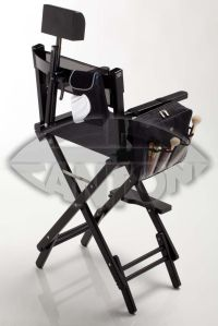 WOOD MAKE UP CHAIR WITH HEADREST | Make up kits ...