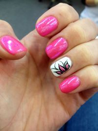 25+ best ideas about Cute Shellac Nails on Pinterest ...