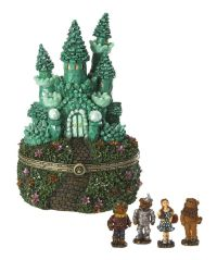 Look at this Wizard of Oz Treasure Box Set on #zulily ...