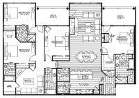 25+ best ideas about Condo Floor Plans on Pinterest   Sims ...