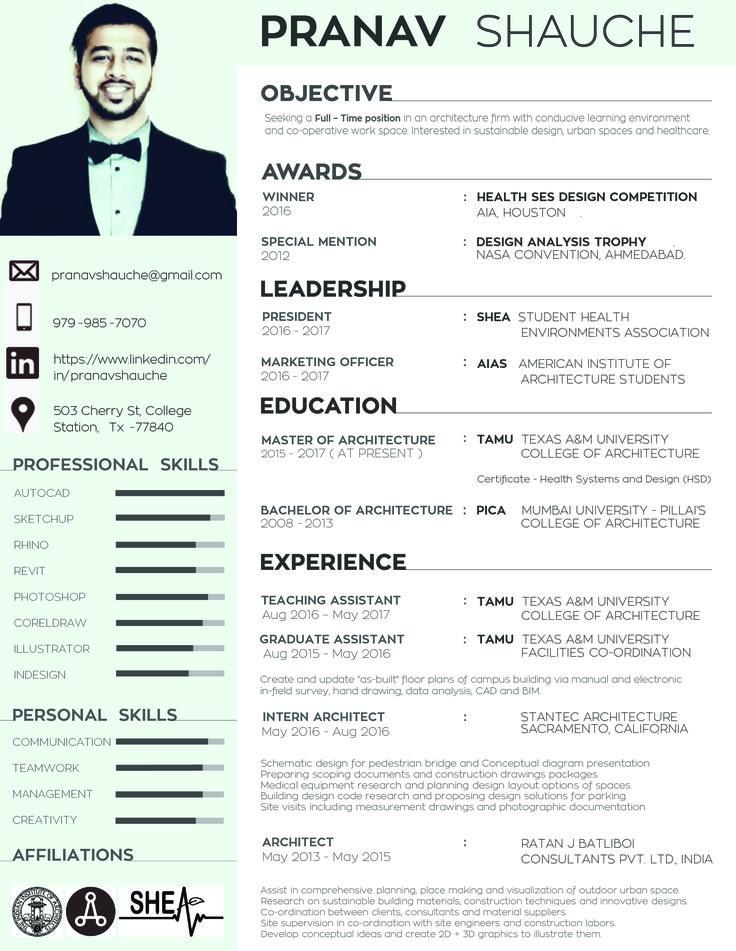 Sample Statement Of Purpose Design Essaysmith 25 Best Ideas About Architect Resume On Pinterest