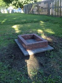 1000+ ideas about Brick Fire Pits on Pinterest | Fire Pits ...