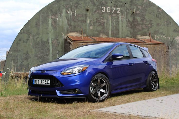 Road Quote Wallpaper Ford Focus St Mk3 Tuning Rims Ford Focus St Tuning