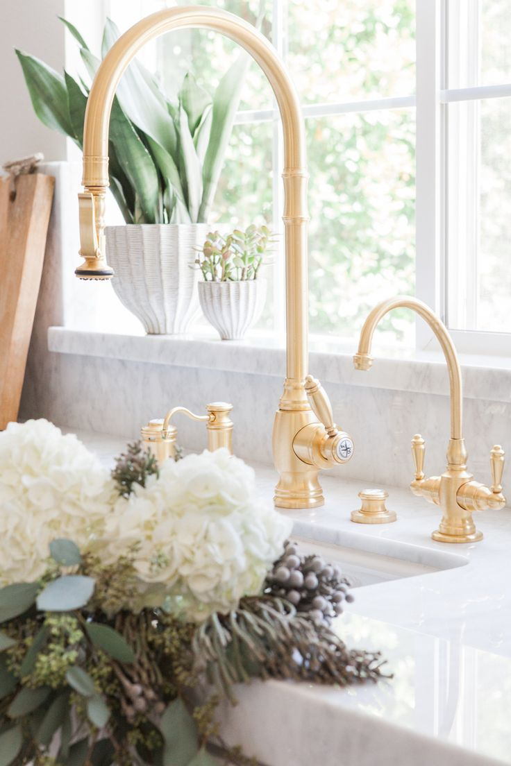 brass kitchen taps brass kitchen faucet Find this Pin and more on Kitchen