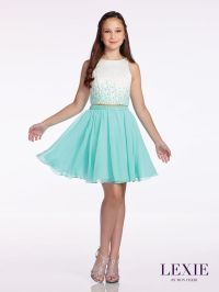 Tween Special Occasion Dress | Lexie Junior Homecoming ...