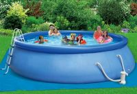 1000+ images about Above Ground Ring Pools on Pinterest
