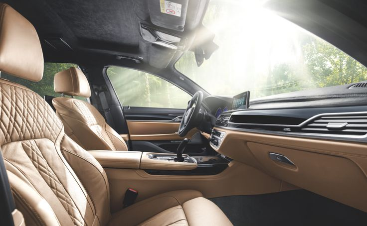 Wohnlandschaft Leder Cognac Interior Of The Bmw Alpina B7 Xdrive Sedan With Exclusive