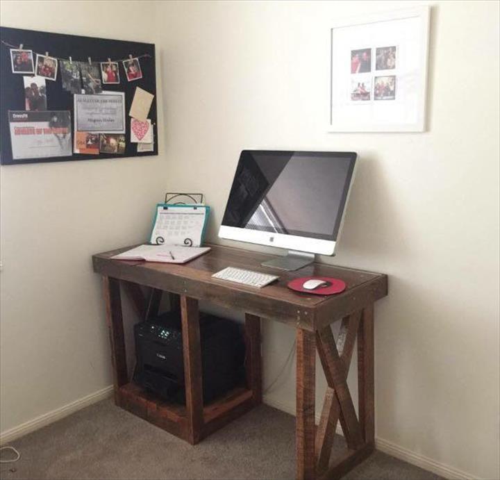 Best 25+ Diy Computer Desk ideas on Pinterest