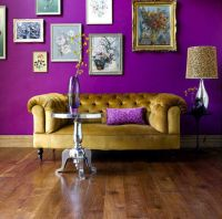 1000+ ideas about Purple Living Rooms on Pinterest | Bold ...