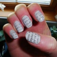 17 Best images about Easy Nails on Pinterest   Easy nail ...