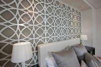 Bedroom feature wall | Bedroom ideas | Pinterest | Bedroom ...
