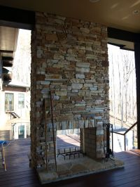 17 Best images about 2 sided fireplace on Pinterest ...