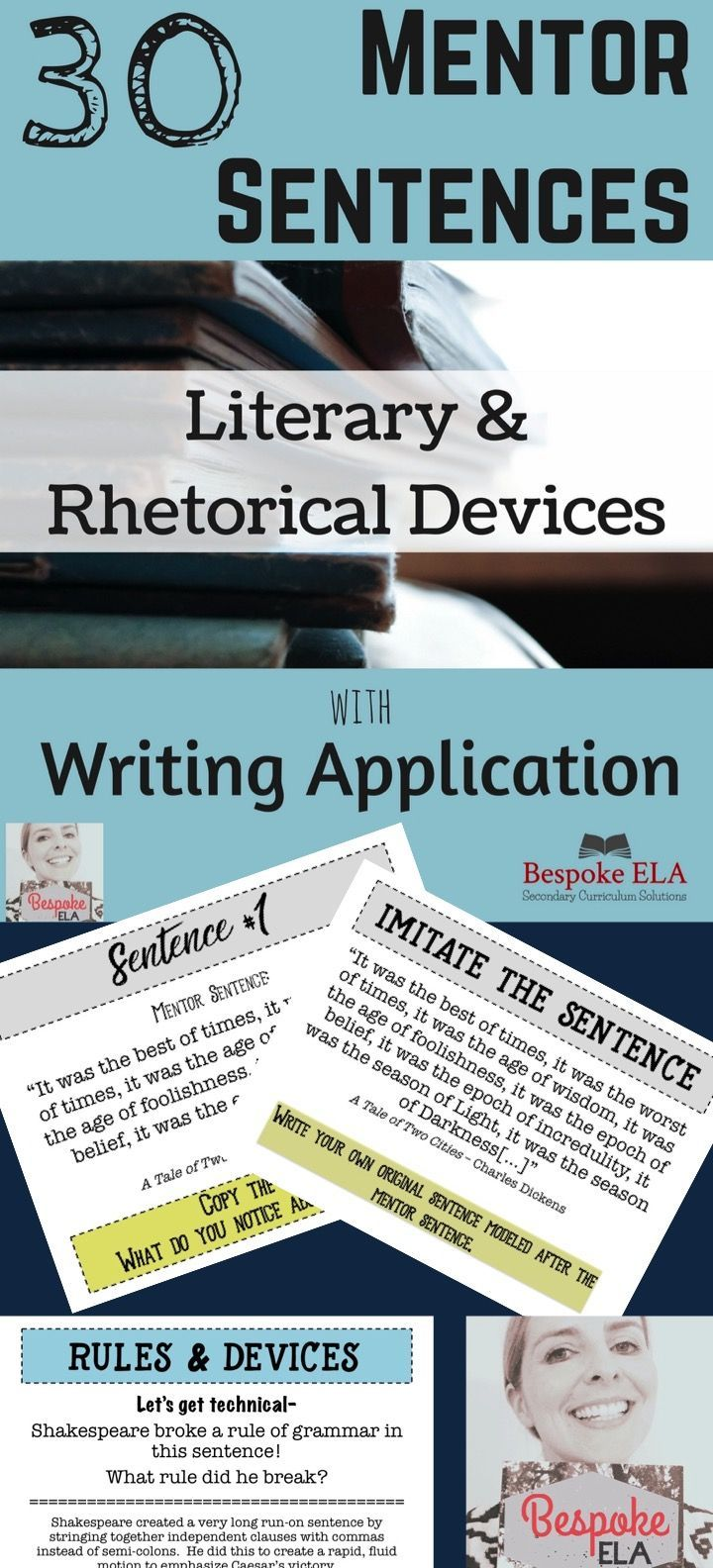 Literature craft and voice 2nd edition - Literature Craft And Voice 2nd Edition 30 Mentor Sentences For Literary Rhetorical Devices With Writing Download