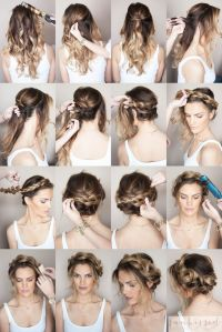 25+ Best Ideas about Crown Braids on Pinterest | Braid ...