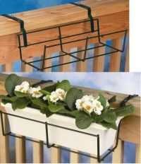 32 best images about Deck Rail Planters on Pinterest ...