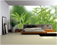 How to Decorate a Room with No Windows -- add a painted or ...