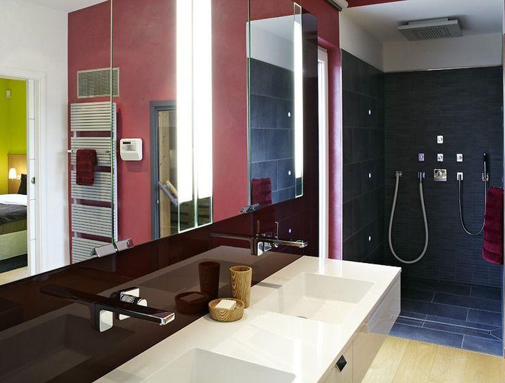 Více než 25 nejlepších nápadů na Pinterestu na téma Badezimmer Mit - badezimmer mit sauna