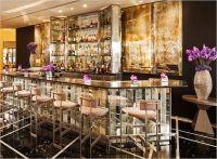 Art Deco mirror mirror on the wall Bar Restaurant Lounge ...