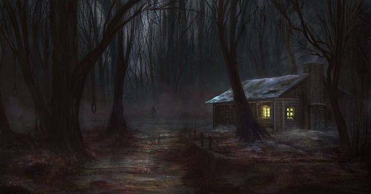 If you go down to the woods today by jackeavesart q