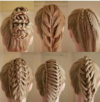 25+ Best Ideas about Types Of Braids on Pinterest | Types ...
