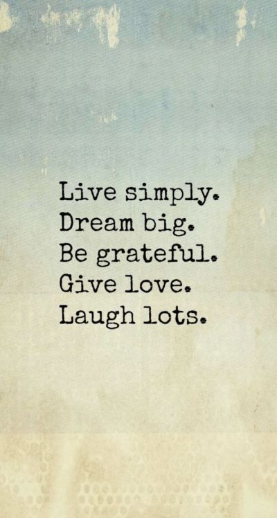 Live Simply - iPhone Inspirational & motivational Quote wallpapers @mobile9 | Inspiring Image ...