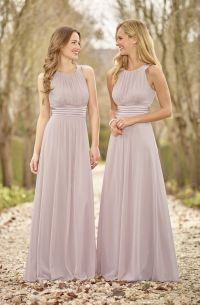 25+ best ideas about Long bridesmaid dresses on Pinterest