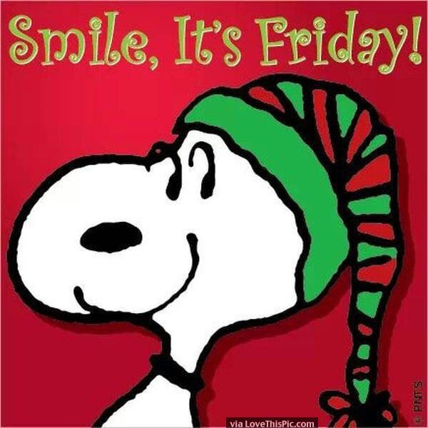 How To Put A Gif As Your Wallpaper On Iphone Snoopy Christmas Smile Its Friday Monday Memes