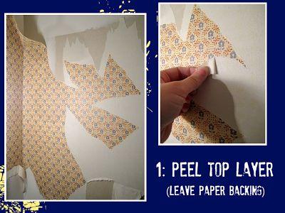 1000+ Ideas About Wallpaper Fix On Pinterest | Removing Wallpaper