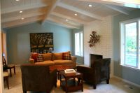 paint colors for living room vaulted ceilings - Google ...