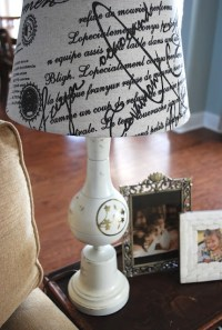 10 best images about Lamp Shade upcycle on Pinterest ...