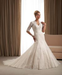 1000+ images about Mature Bride Wedding Dresses on ...