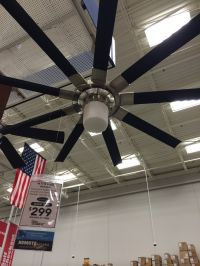 Helicopter fan from Lowes | BEDROOM - loft plans ...