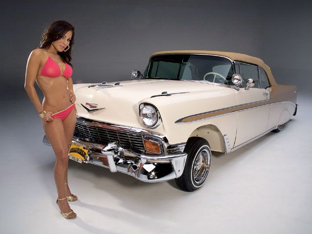 1957 Cars Restored Or Wallpapers Southside Car Club Google Search Low Rider Pinterest