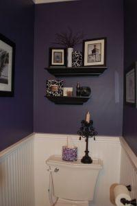 Eggplant Bathroom - Bathroom Designs - Decorating Ideas ...