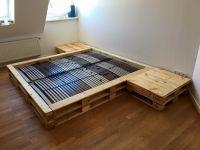 1000+ ideas about Pallet Platform Bed on Pinterest ...