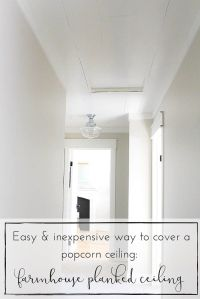 25+ best ideas about Popcorn Ceiling on Pinterest