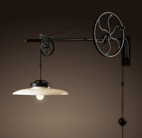 25+ best ideas about Pulley light on Pinterest | Pulley ...