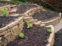 25+ best ideas about Hill garden on Pinterest   Sloped ...