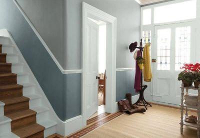 25+ Best Ideas about Dado Rail on Pinterest   Hallway ...