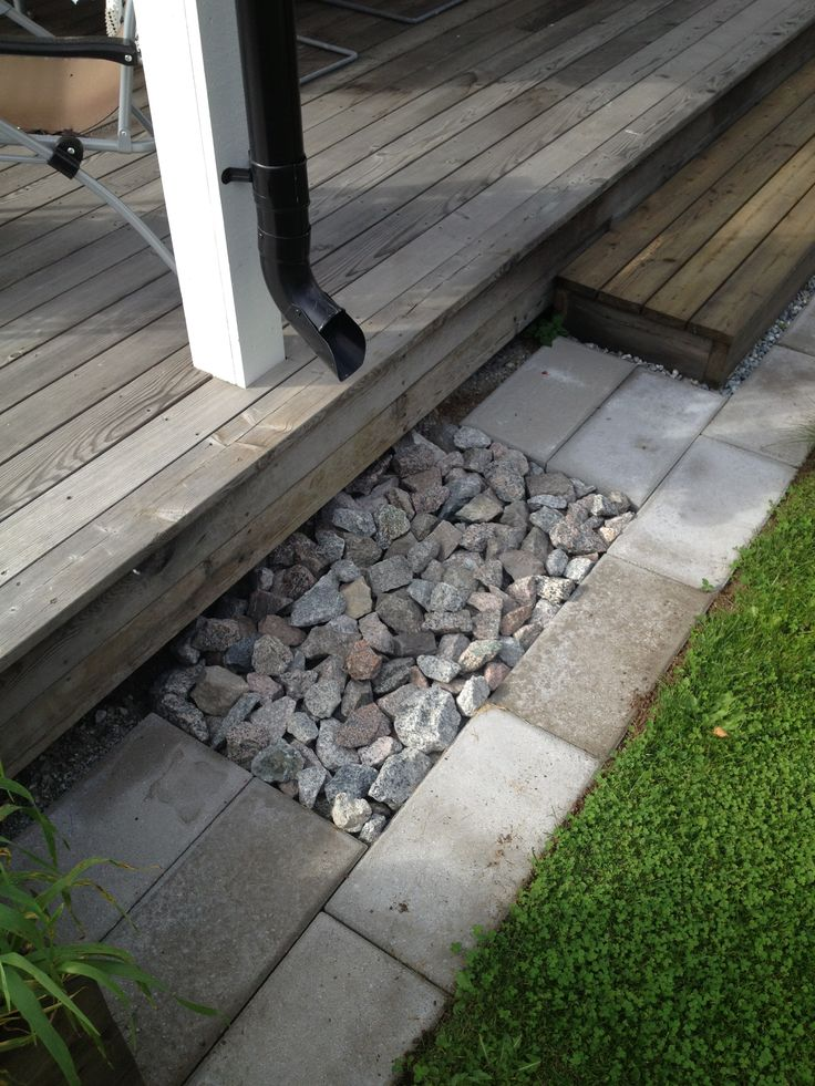 25 Best Ideas About French Drain On Pinterest French