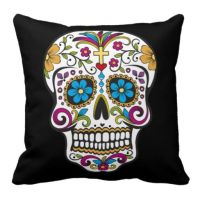 Best 20+ Skull Pillow ideas on Pinterest