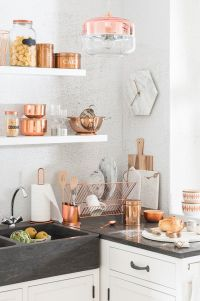 25+ best ideas about Copper kitchen on Pinterest