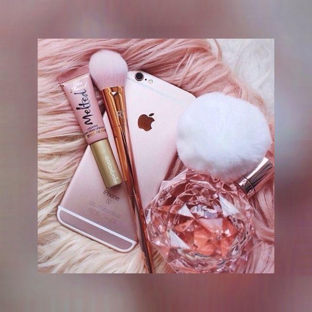 Phone Wallpapers Fall Make Up Iphone Ari By Ariana Grande Parfum Wallpaper