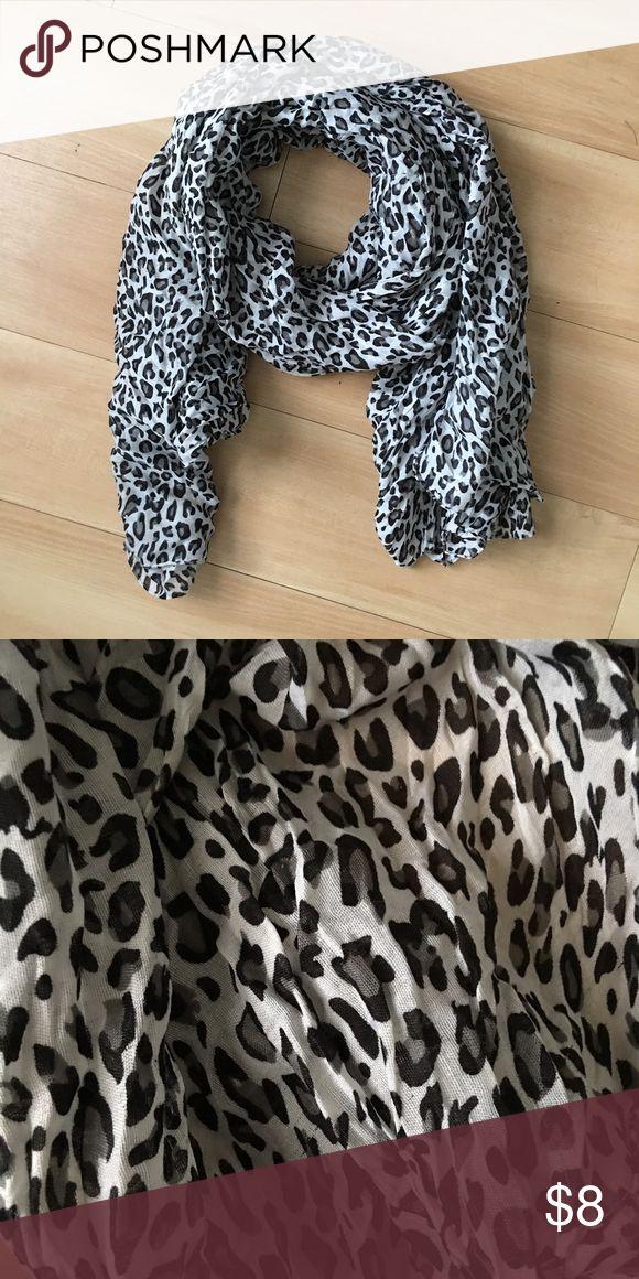 1000+ ideas about Leopard Print Scarf on Pinterest