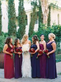25+ best ideas about Sangria bridesmaid dresses on ...