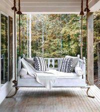 25+ best ideas about Porch Swing Beds on Pinterest | Swing ...