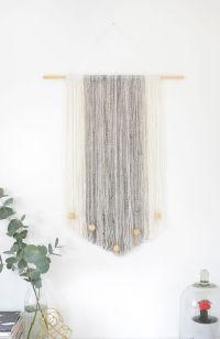 25+ best ideas about Yarn wall hanging on Pinterest | Diy ...